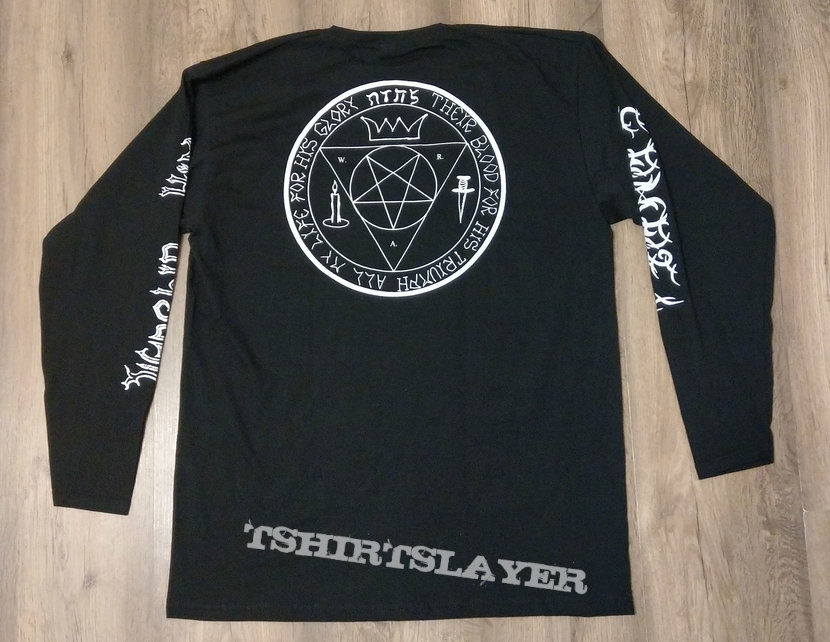 SAMAEL - Worship Him (Long Sleeve T-Shirt)
