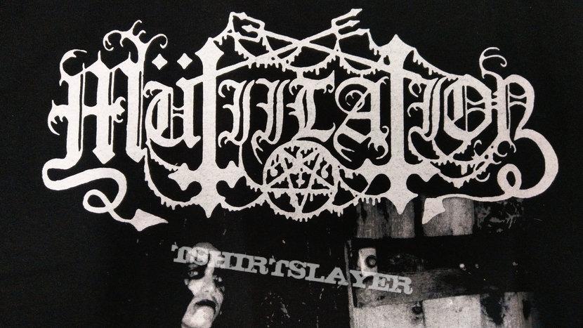 MUTIILATION - Black Millenium (T-Shirt)