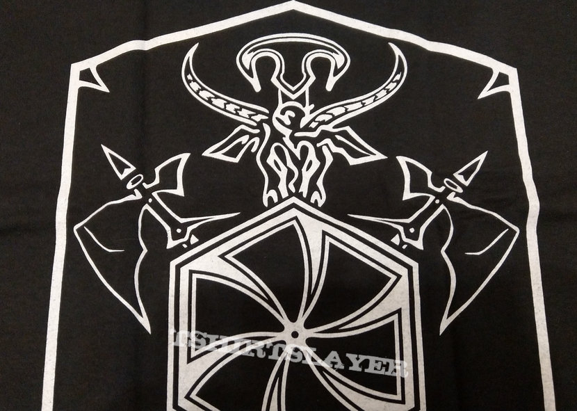 NOKTURNAL MORTUM - Goat Horns Logo (T-Shirt)
