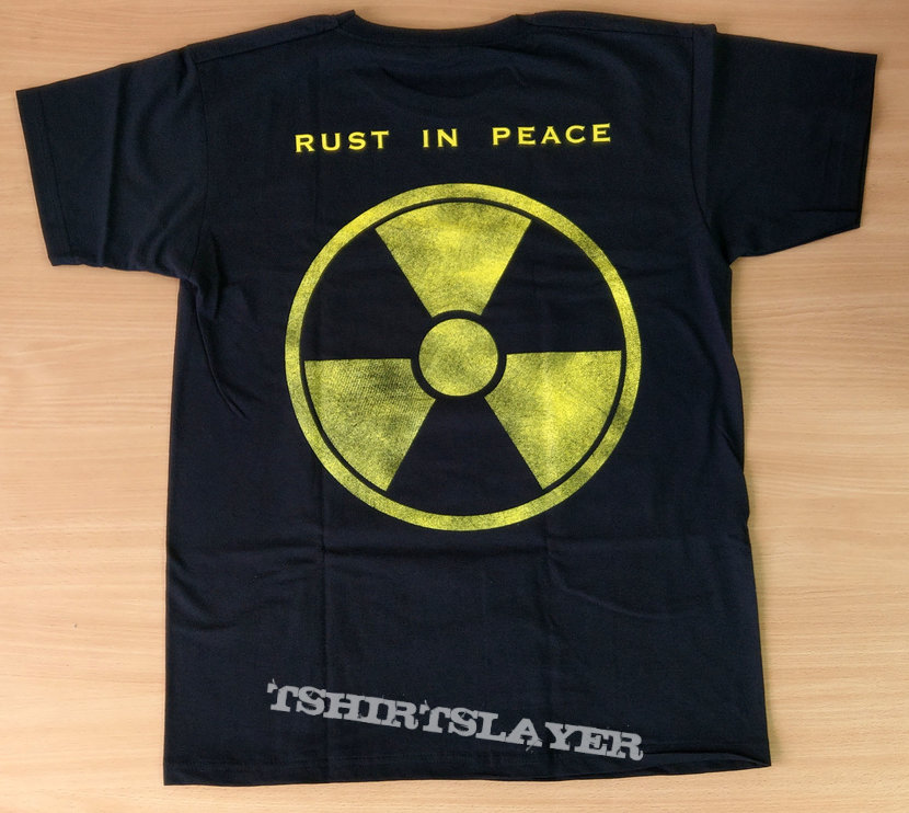 MEGADETH - Rust in Peace (T-Shirt)