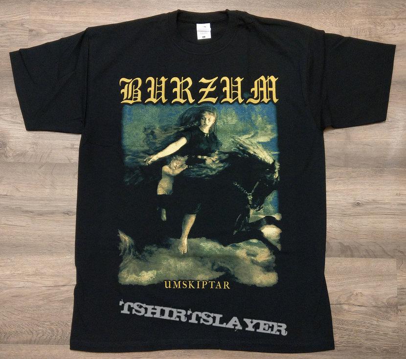 BURZUM - Umskiptar (T-Shirt)