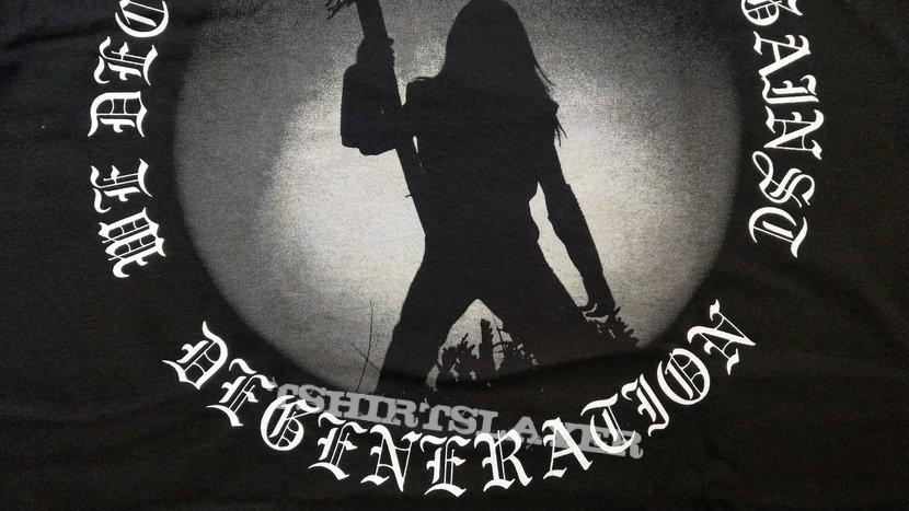 Nokturnal Mortum - Nechrist (Long Sleeve T-Shirt)