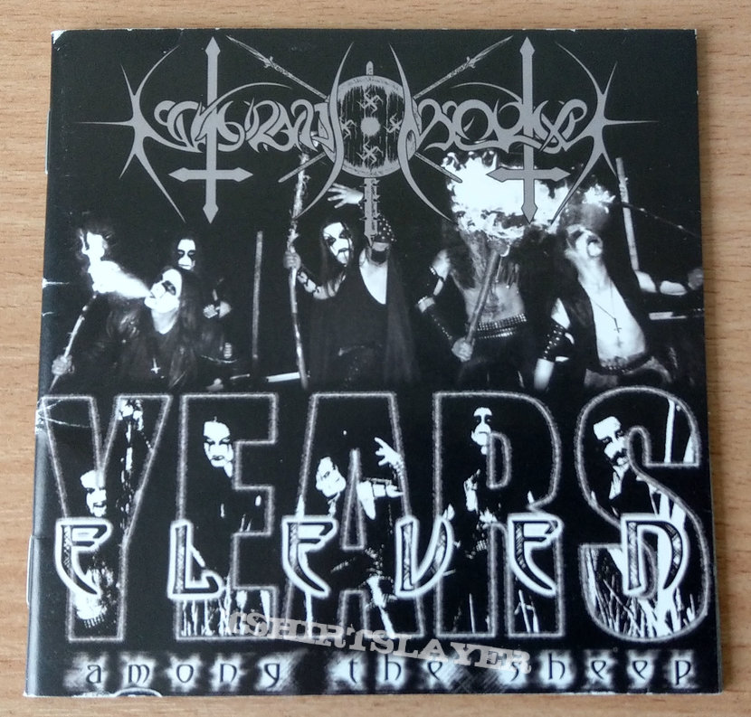 Nokturnal Mortum – Eleven Years Among The Sheep (2 CD)