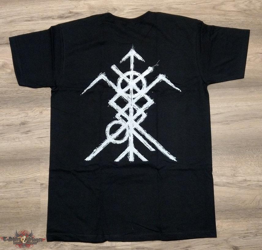 Nokturnal Mortum - Logo Verity Era (T-Shirt)