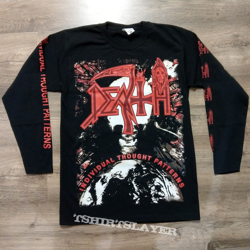 DEATH - Individual Thought Patterns (Long Sleeve)