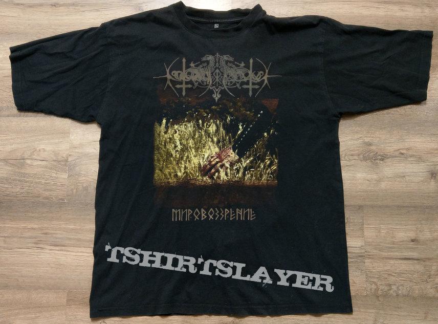 NOKTURNAL MORTUM - Мировоззрение (T-Shirt)