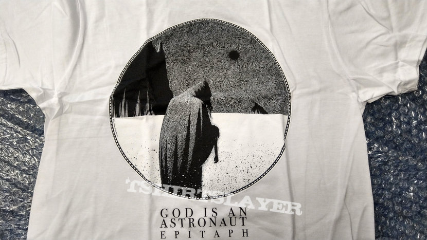 GOD IS AN ASTRONAUT - Epitaph (White T-Shirt)