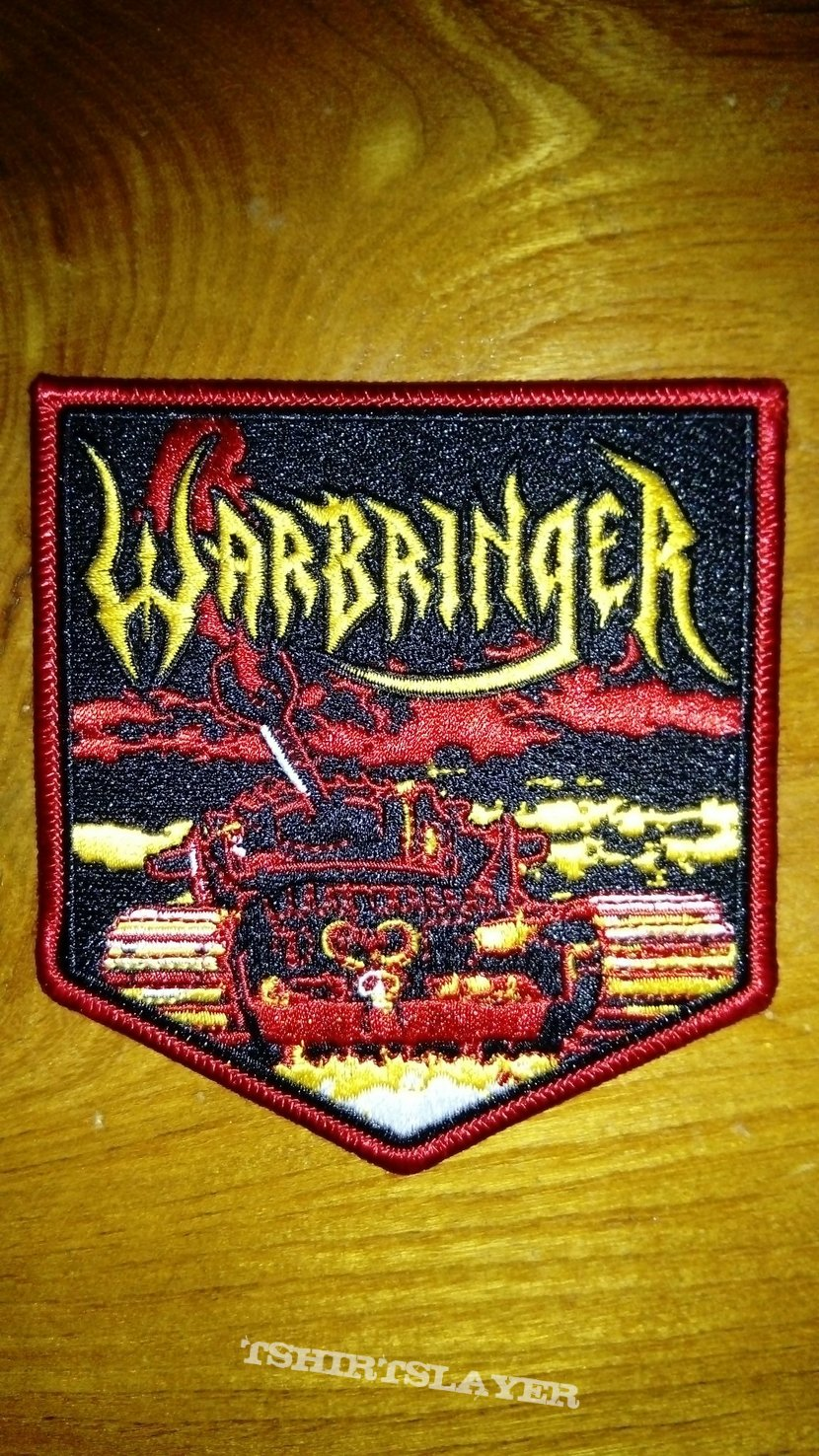 Warbringer patch