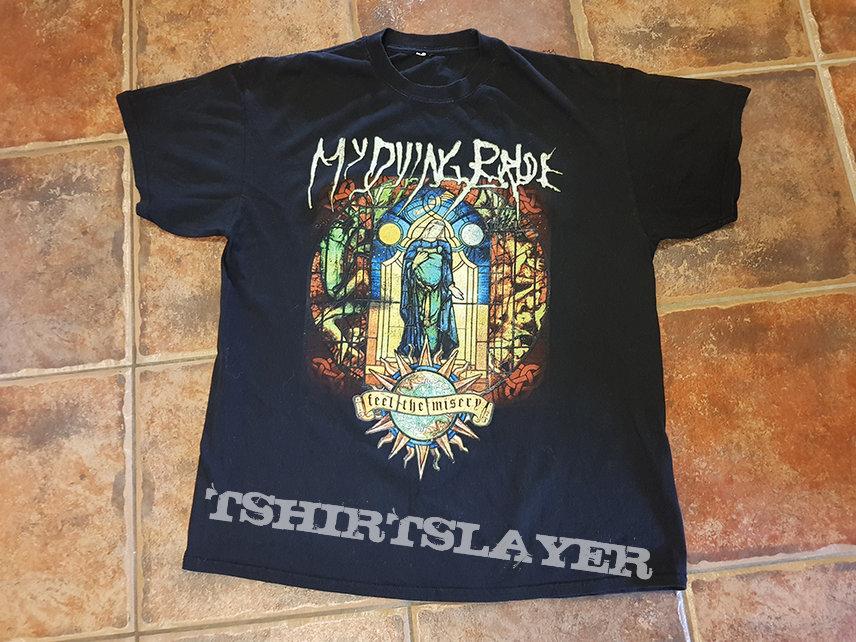 My Dying Bride - Feel the Misery Album Shirt