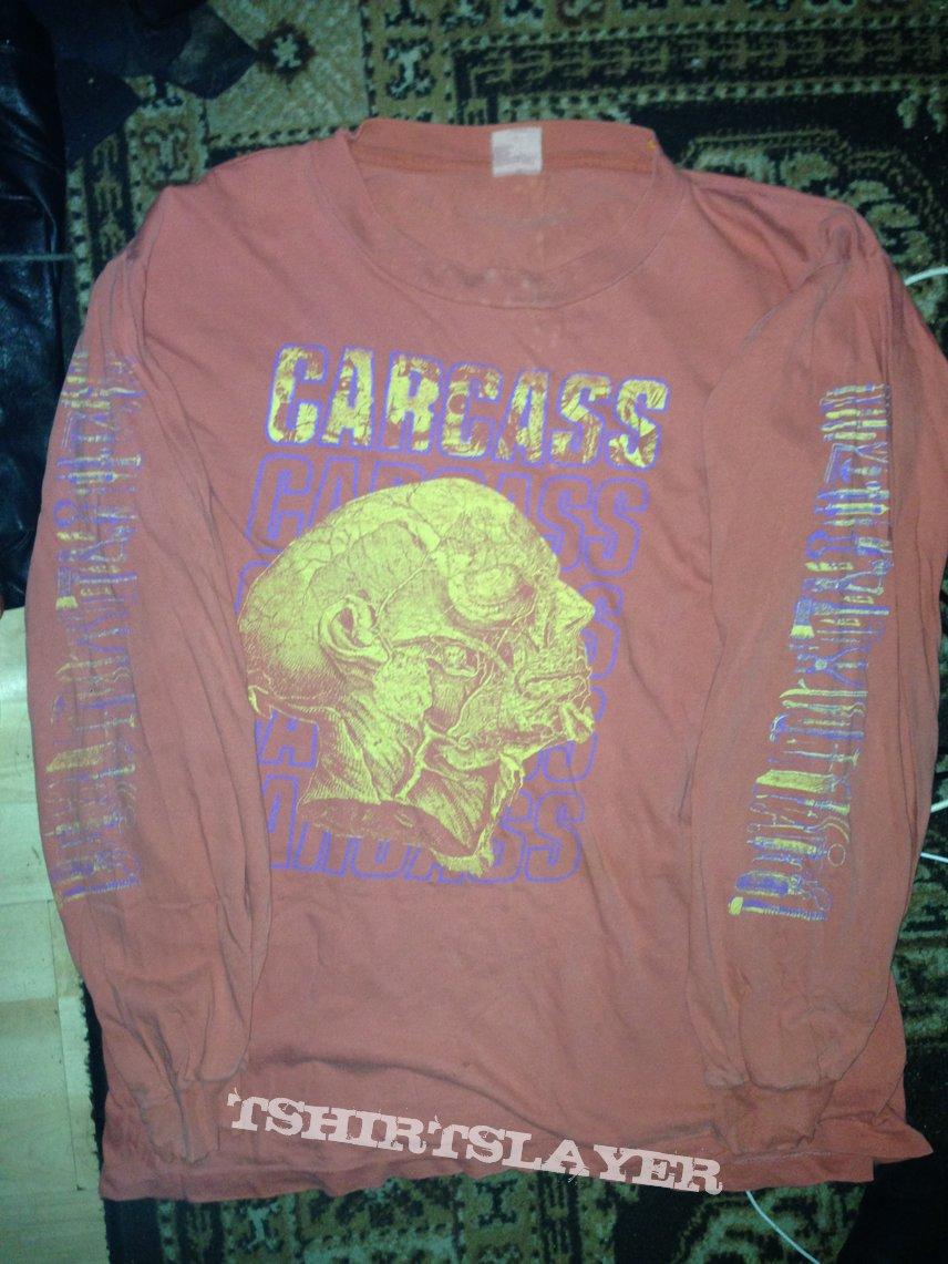 Official Carcass tour LS 1992