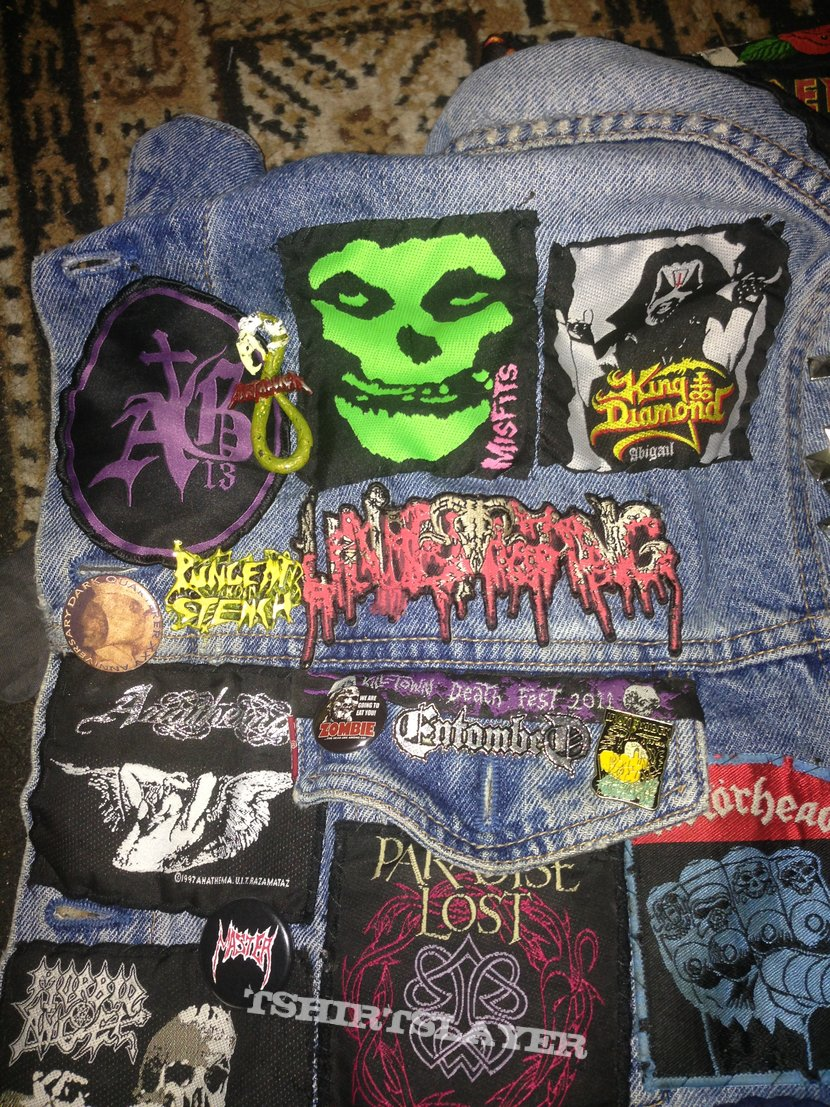 My main denim jacket