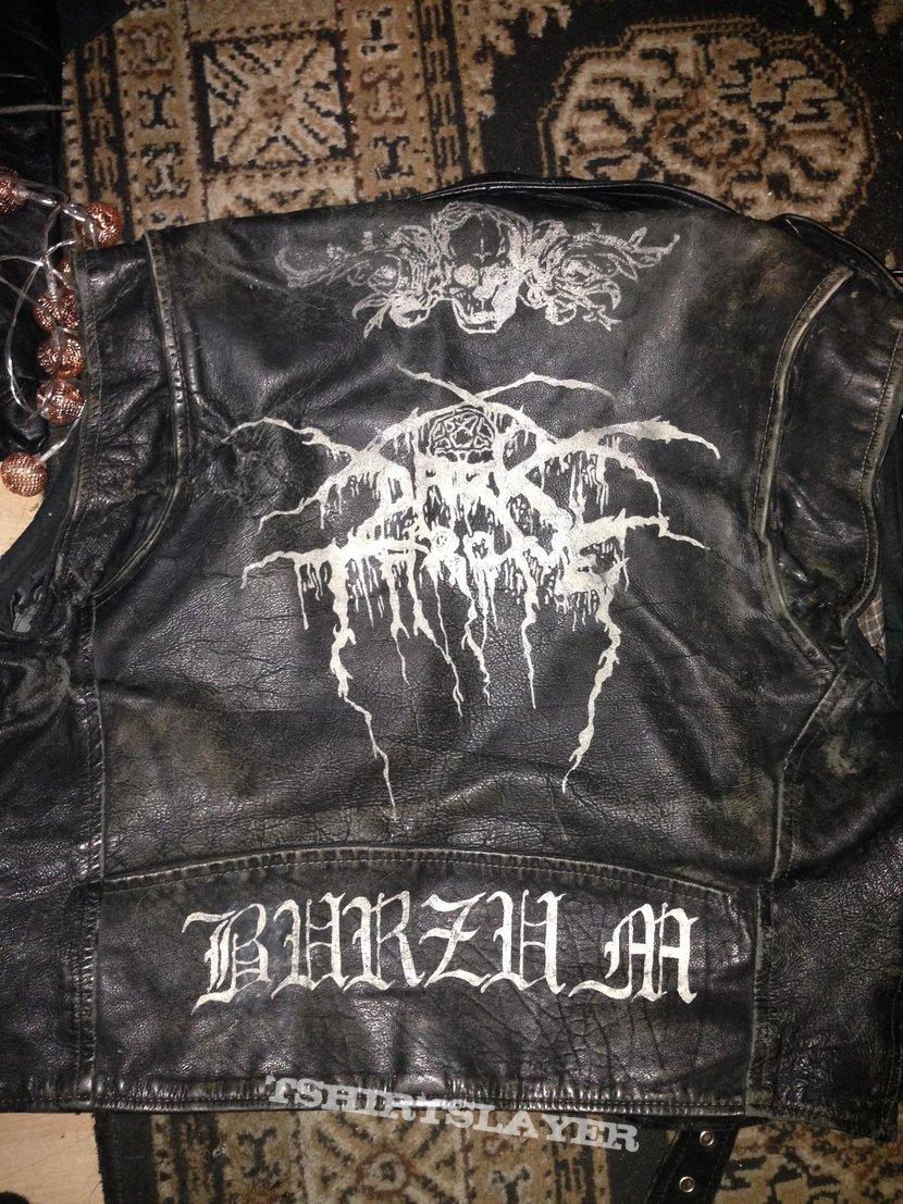My Leather-vest