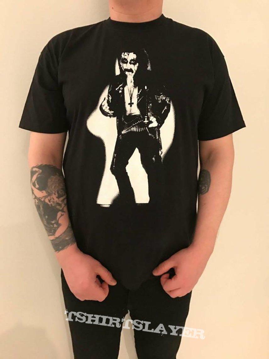 Abruptum - IT tribute shirt
