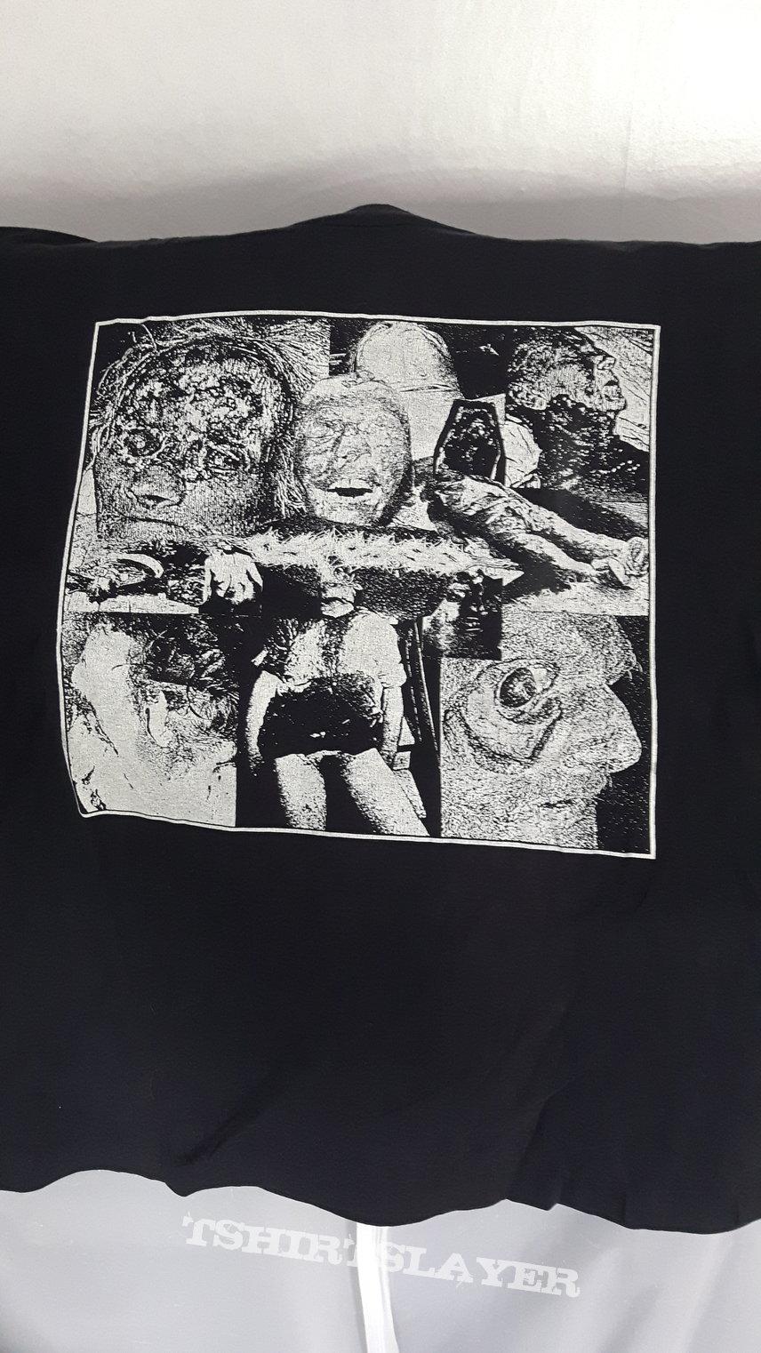 Carcass - Bloody Blighty tour '90