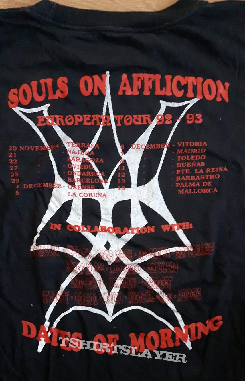 Unbounded Terror - Souls On Affliction tour