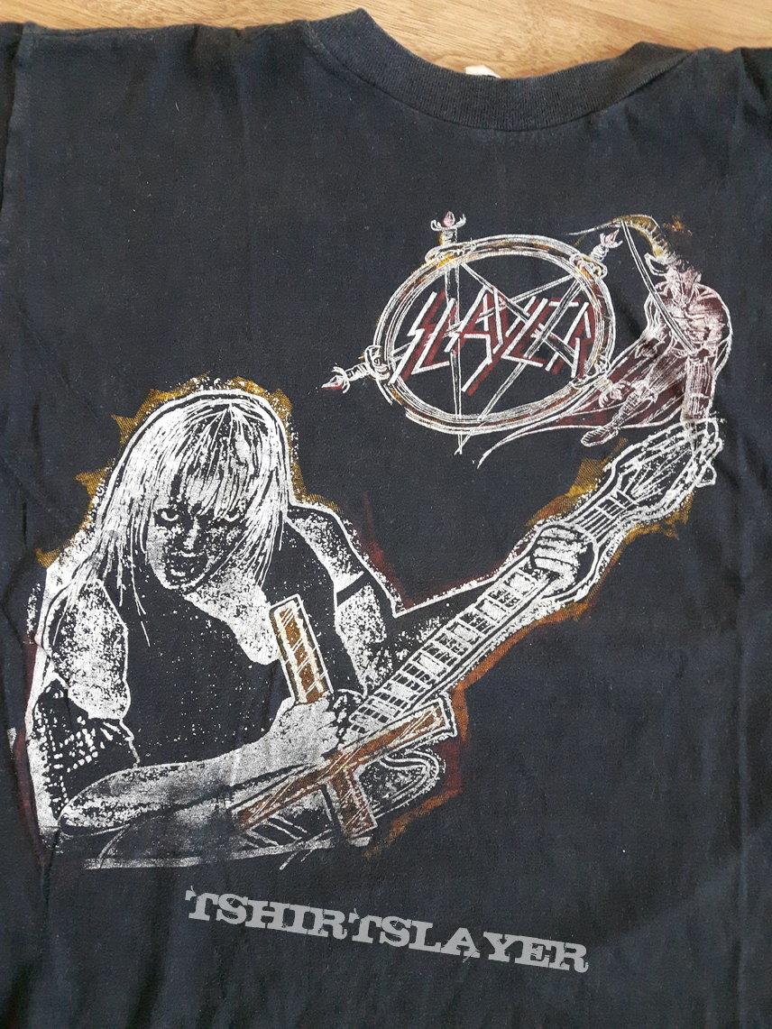 Slayer - Hanneman boot