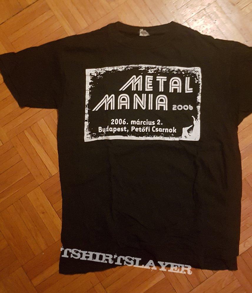 Metal Mania 2006 Budapest