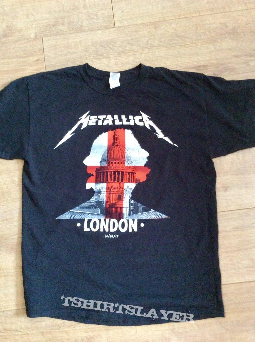 Metallica - London 2017