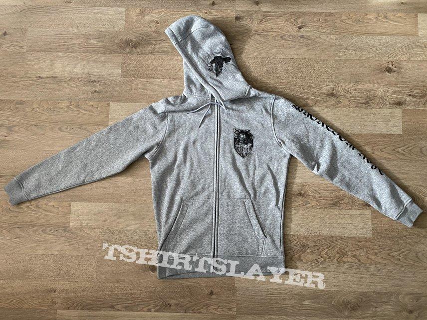 Whoredom Rife hooded zipper