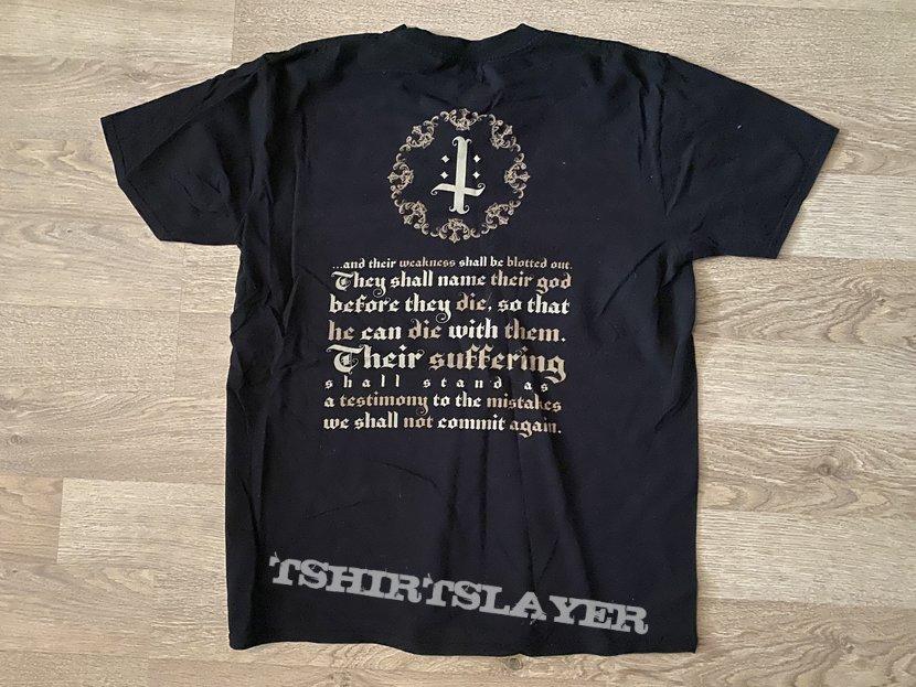 Misotheist shirt