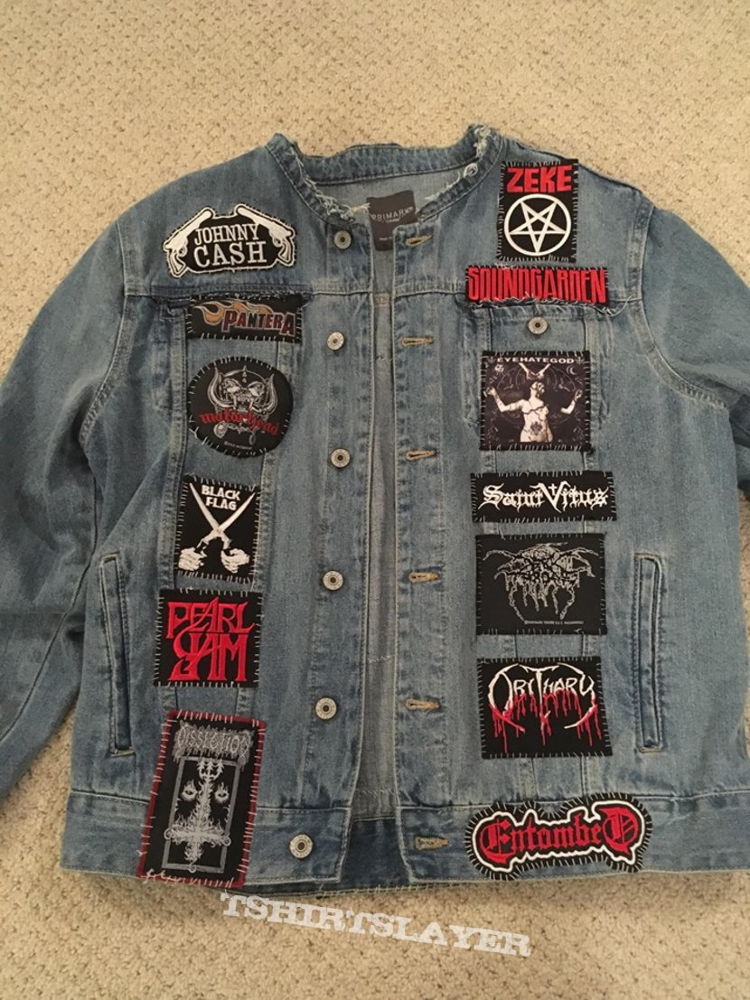 First Battle Jacket