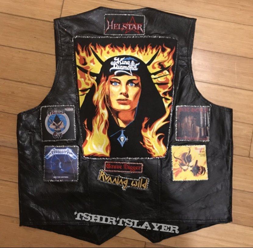 My 2nd battle vest