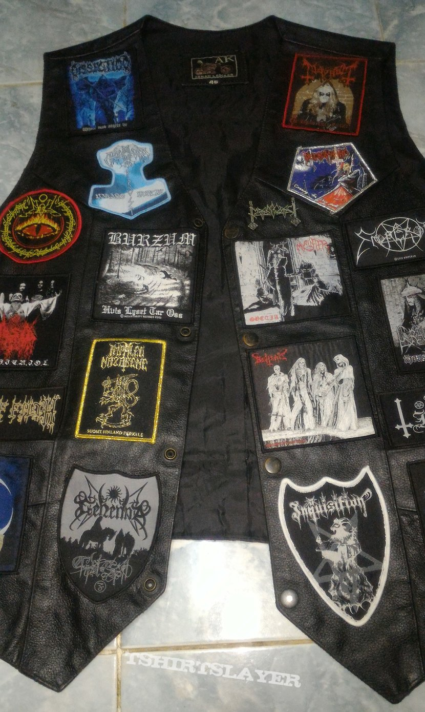 Summon The Darkness Vest