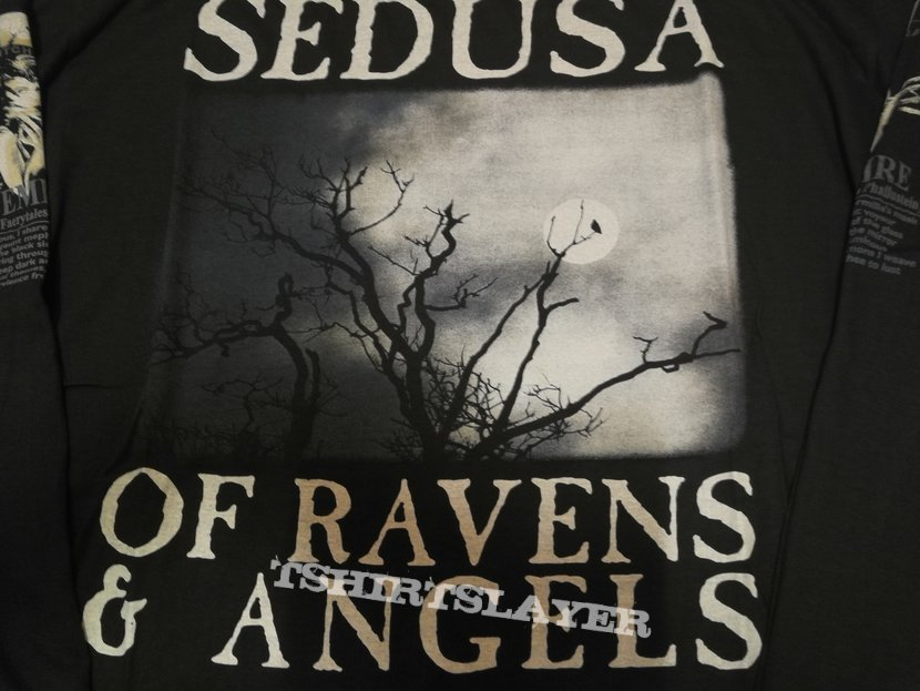 Cradle Of Filth - Sedusa Of Ravens & Angels
