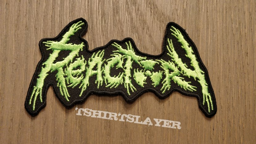 Reactory - Logo Woven Patch