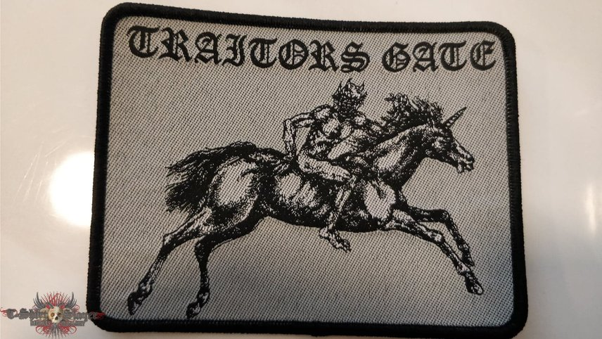 Traitor's Gate - Devil Takes the High Road - Patch