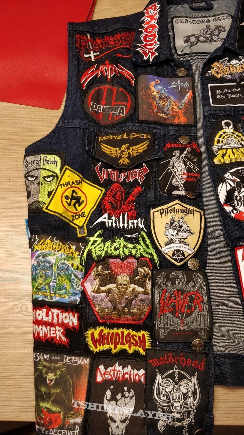 Battle Jacket - Thrash Metal Side