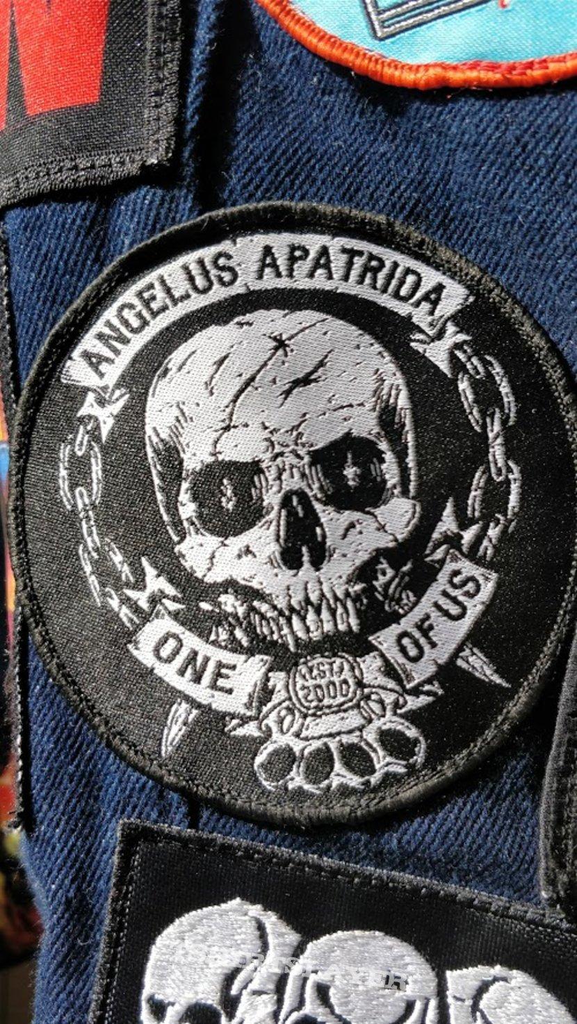 Angelus Apatrida - One of Us - Patch