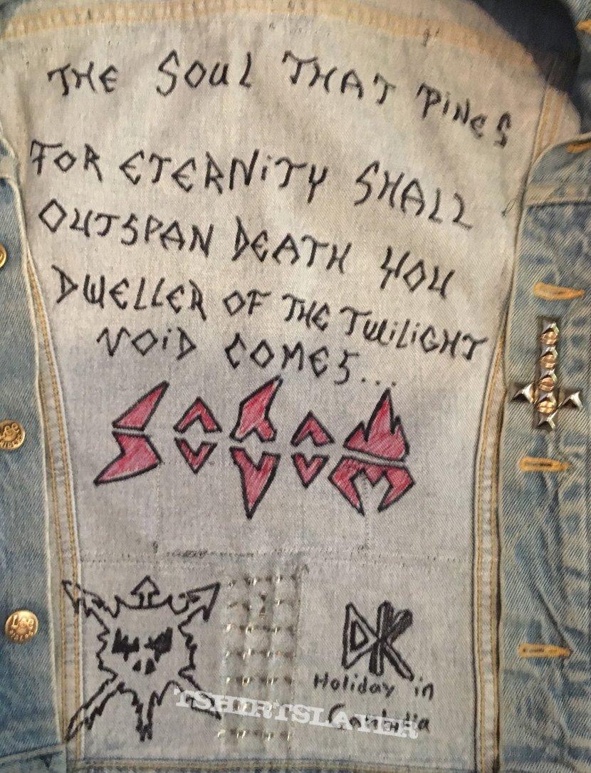 Updated Current Battle Vest w/ Logo Graffiti