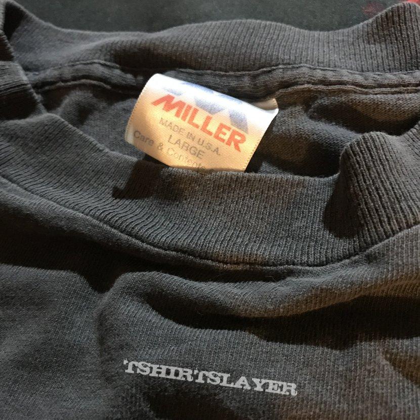 Metallica gnr tour shirt