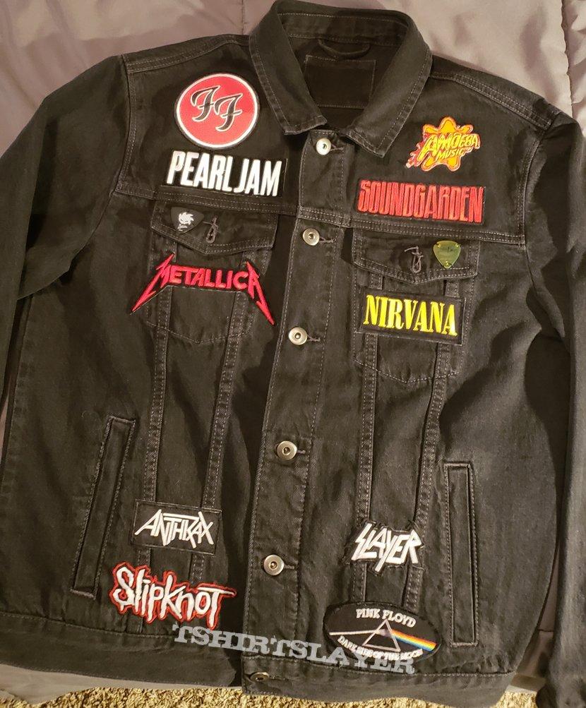 "My First ""Battle Jacket"" Pt2"