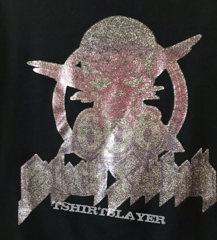 Early Black Sabbath t-shirt