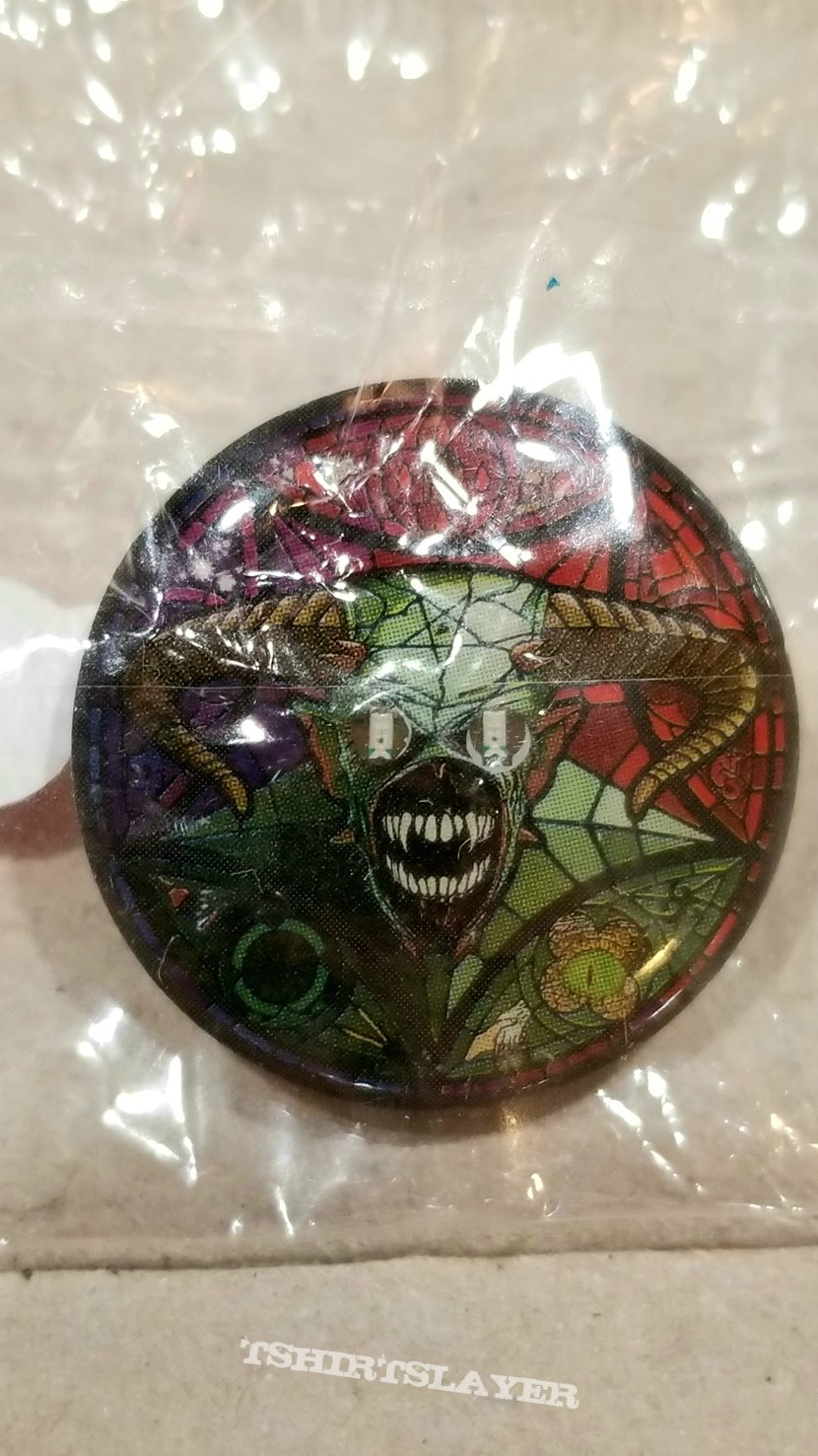 Iron Maiden Legacy Of The Beast Pin