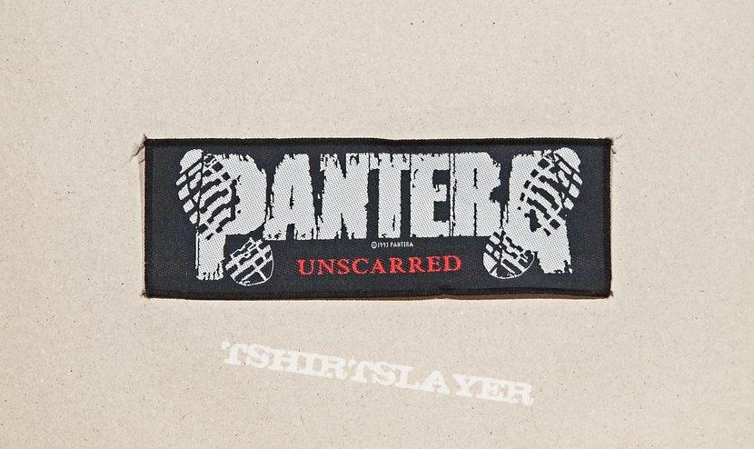 Vintage Pantera Unscarred Patch