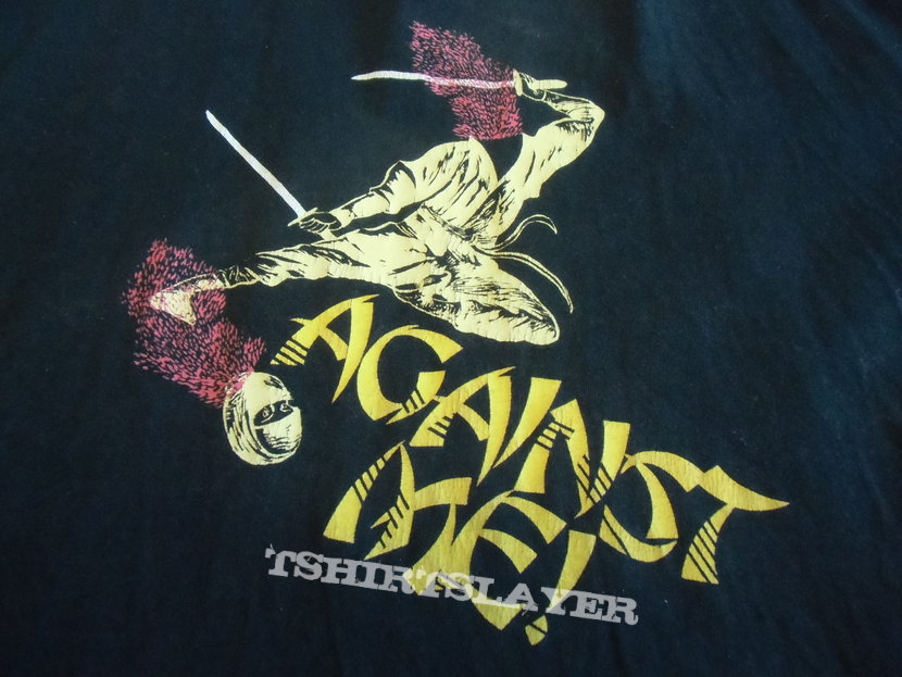 Against Me! - Shirt - XL - 100% Cotton