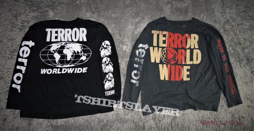 Terror / Refuse &Resist