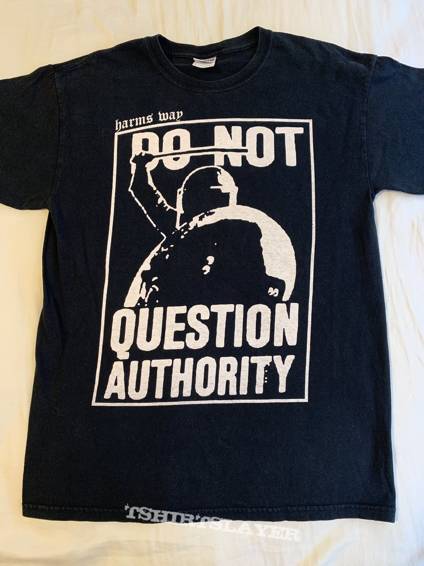 Do Not Question Authority Tee