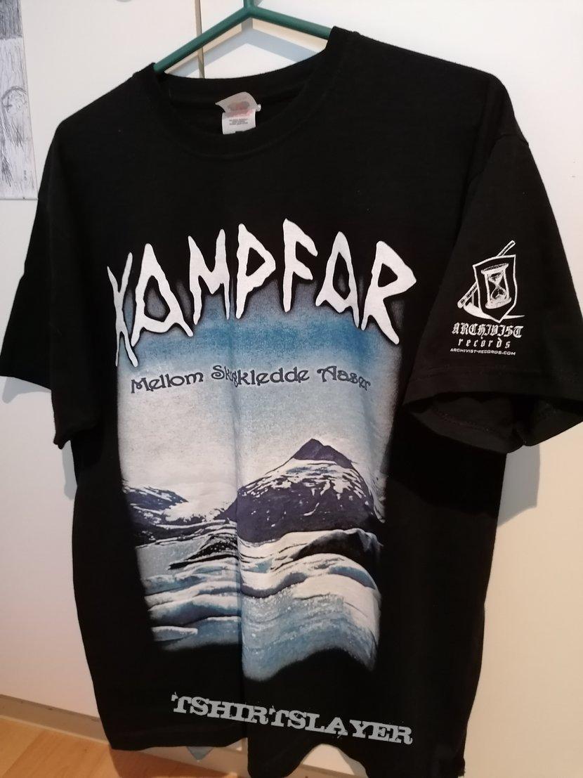 Kampfar - Mellom Skogledde Aaser shirt