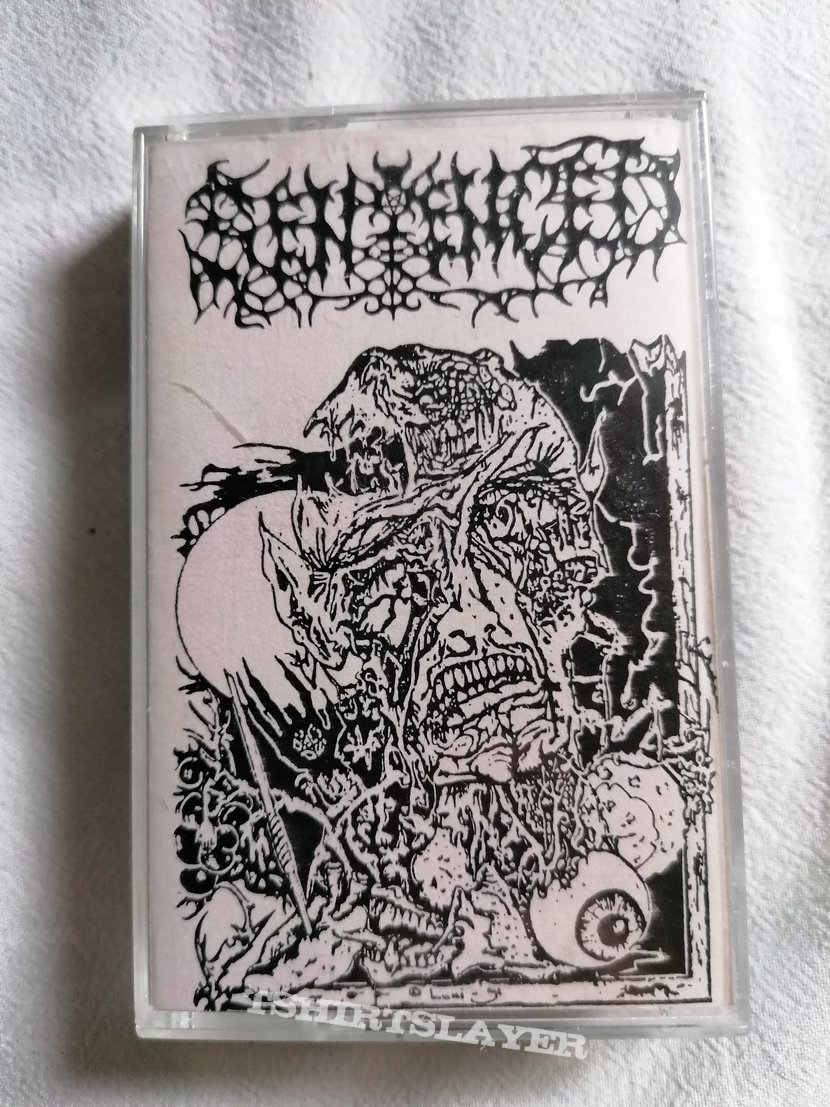 Sentenced - Rotting Ways To Misery -demo