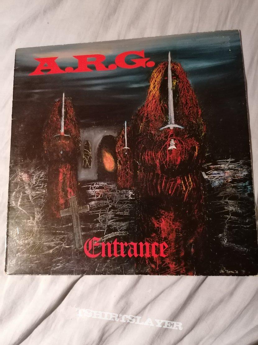 "A.R.G - Entrance 12"""