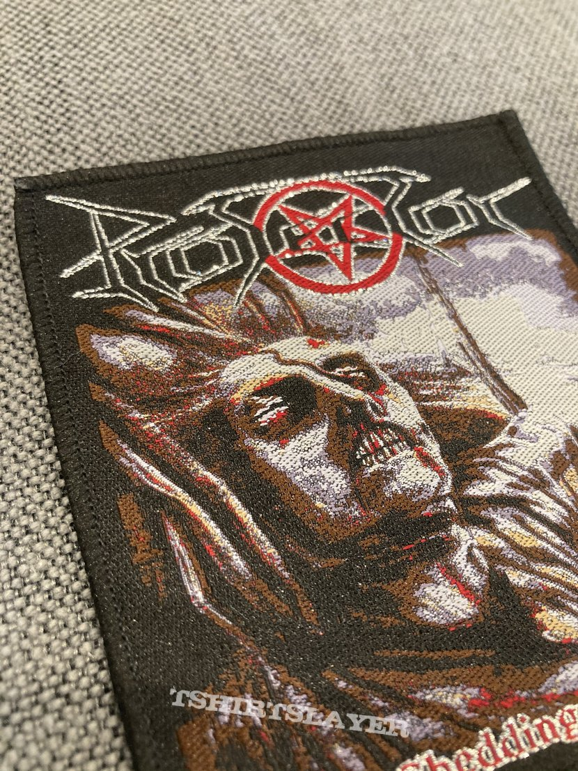 Protector - A Shedding Of Skin Woven Patch