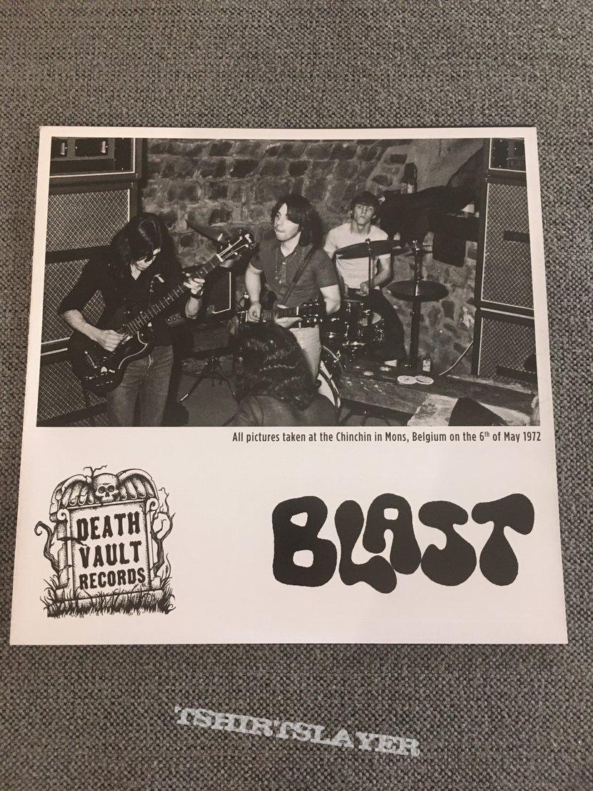 Blast - Hope | Damned Flame Vinyl 45 Rerelease
