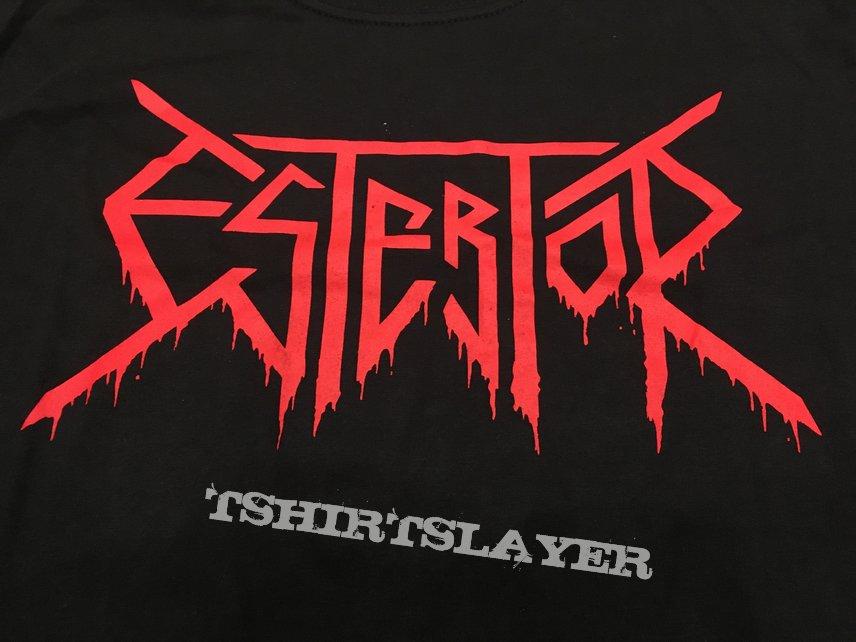 Estertor Official Logo Shirt