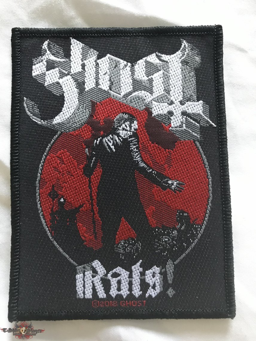 """Ghost """"Rats"""" patch"""