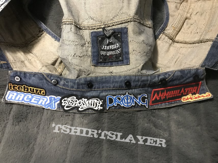 """The Very """"Unconventional"""" Battle Jacket (WIP) UPDATE #1"""