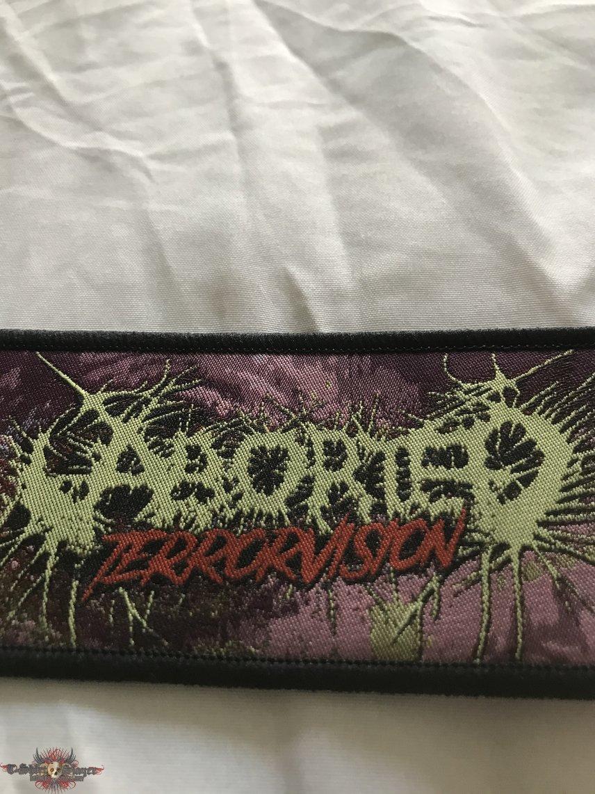 Aborted Terrorvision strip black border